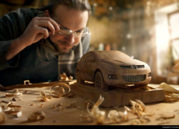 Woodworker – Mazda CX7