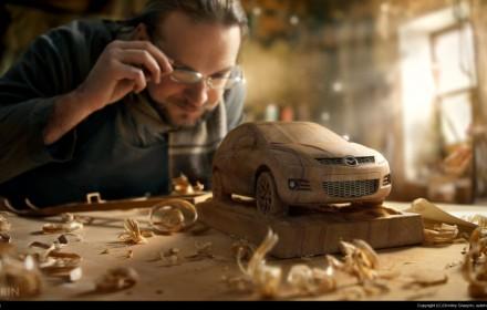 Woodworker – Mazda CX7