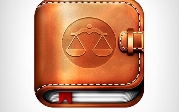 Agenda Juridică iOS App